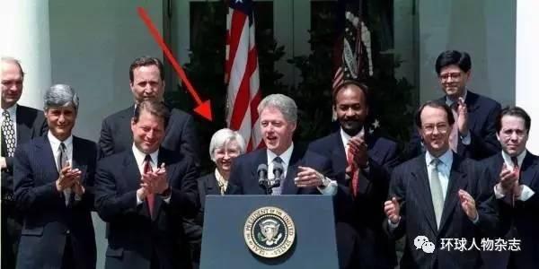 手握16万亿美元、美联储首位女掌门,论人精,没人能比得上她!