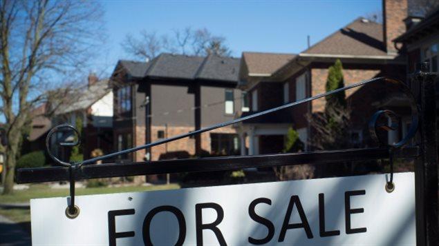大多伦多地区出售的住宅挂牌时间似乎长了一些
