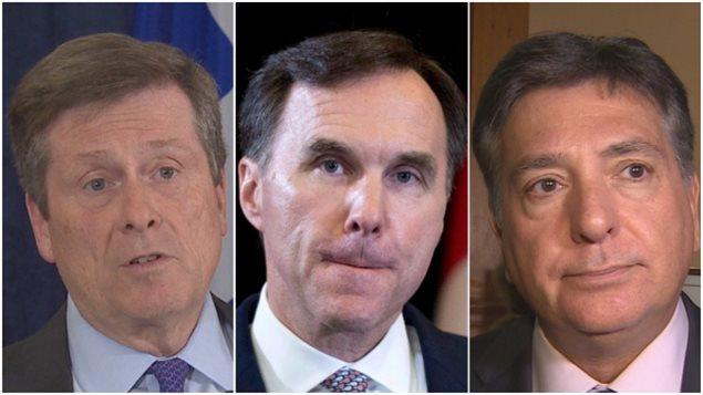看三级政府三剑客怎么出手对付多伦多房地产市场