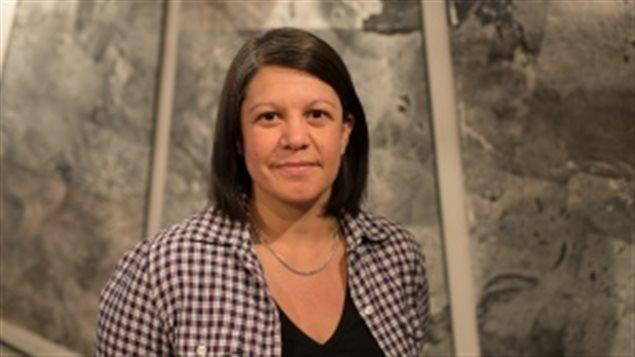 加拿大永冻层科学家Kumari Karunaratne
