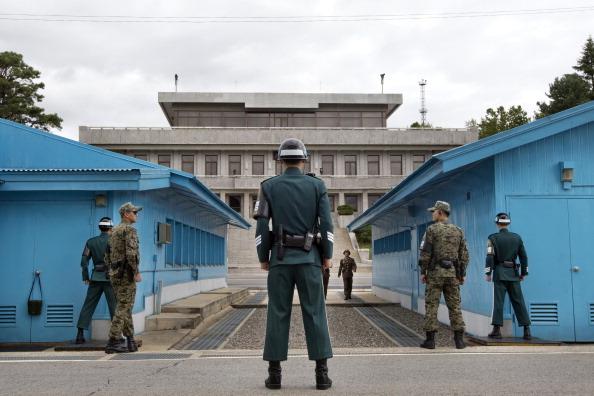 """""""朝鲜/韩国边界(韩国非军事区)""""的图片搜索结果"""