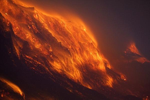 澳大利亚煤矿火灾