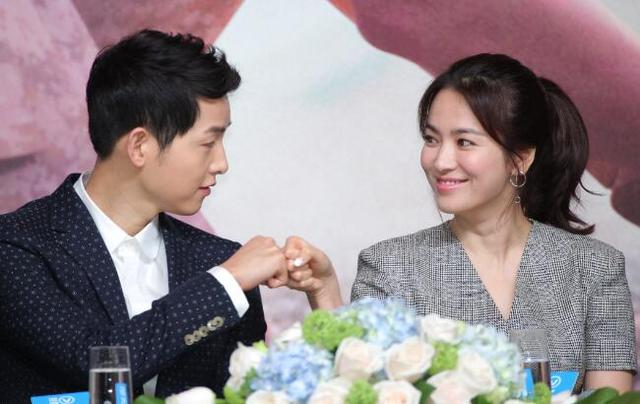 宋仲基宋慧乔的婚礼场地是用来拍韩剧的吧!