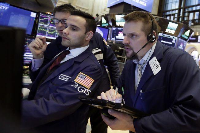 本周經濟和金融數據清淡的一周,政治消息顯然比平日影響更大。(圖/美聯社)