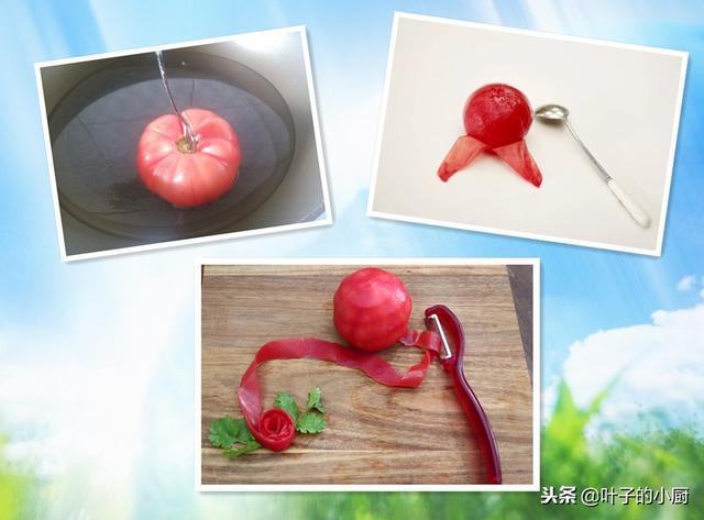 完美西红柿鸡蛋汤,很多人第一步都错了,30年私家小厨秘笈做法!