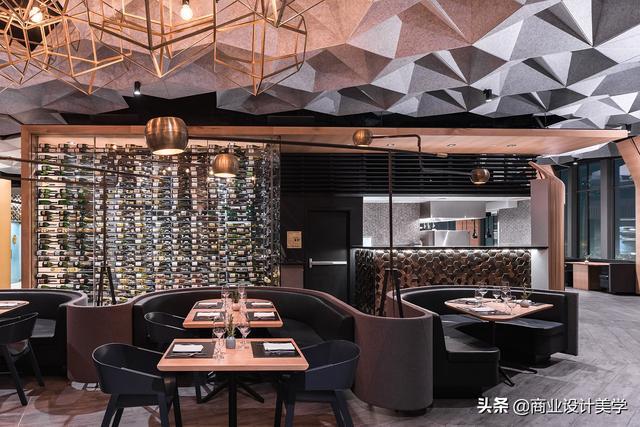 商业设计美学|洛杉矶最高的餐厅,想不想去这样的餐厅体验一下呢