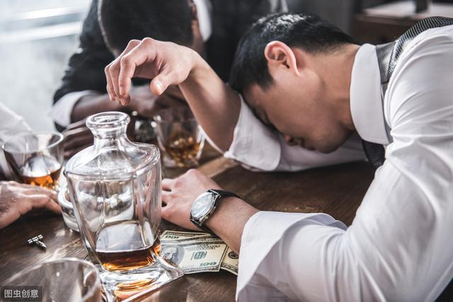 天天喝酒,若有5个现象出现,说明可能有问题了,是时候戒酒了