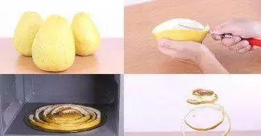 吃完的柚子,皮不要扔,柚子皮的用处可多啦,来看看吧