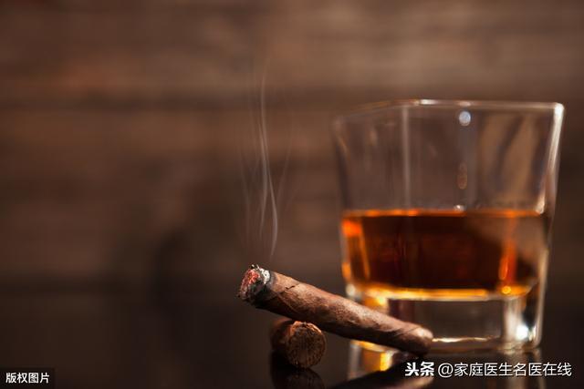 每天一包烟与每天一杯酒,哪个行为危害大?现在告诉你答案
